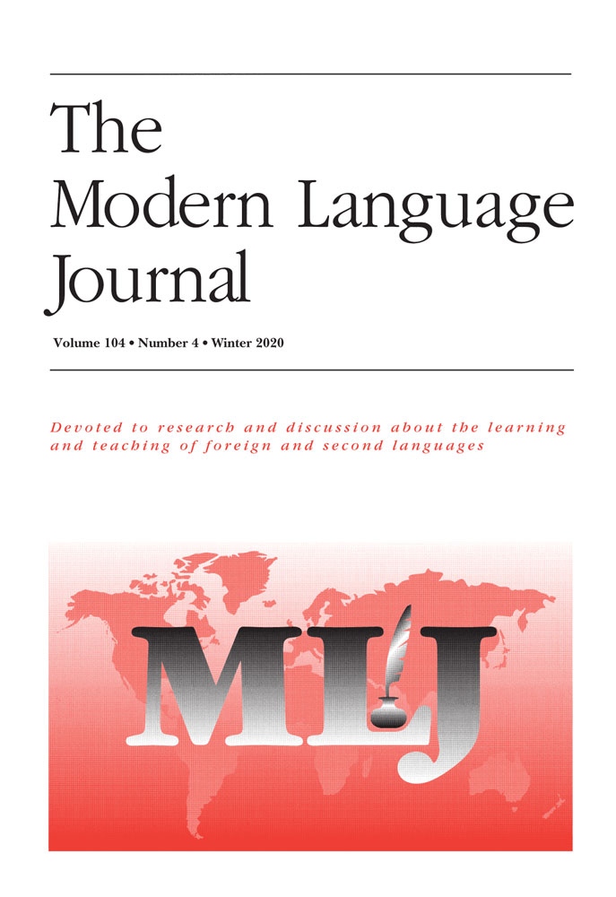 Second language learners' attitudes toward French varieties: The roles of learning experience and social networks